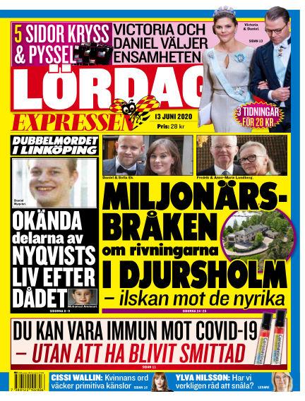 Expressen June 13, 2020 00:00