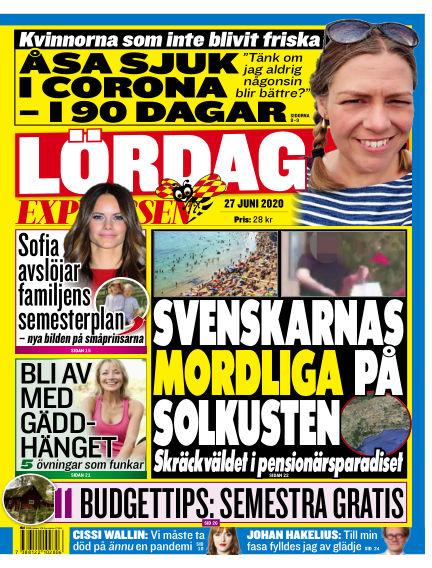 Expressen June 27, 2020 00:00
