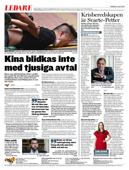 Expressen July 02, 2020 00:00
