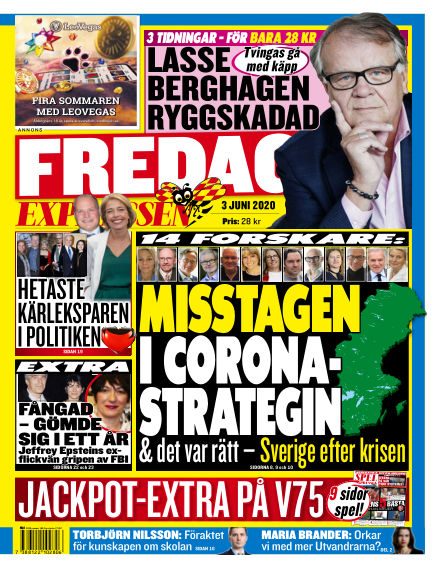 Expressen July 03, 2020 00:00