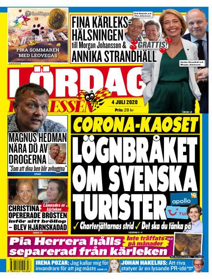 Expressen July 04, 2020 00:00