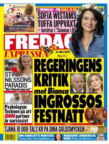 Expressen July 10, 2020 00:00