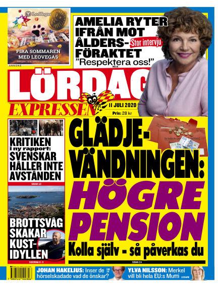 Expressen July 11, 2020 00:00