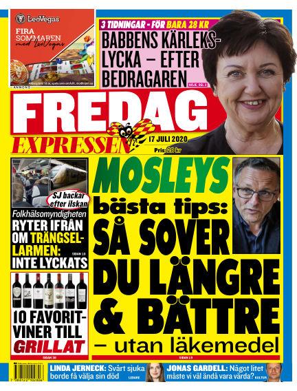 Expressen July 17, 2020 00:00