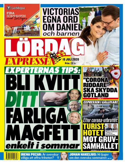 Expressen July 18, 2020 00:00
