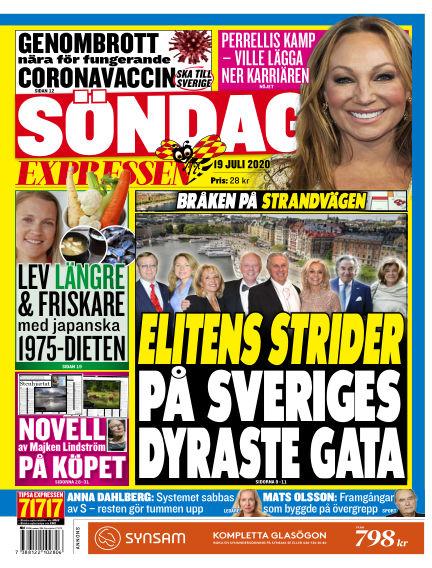 Expressen July 19, 2020 00:00