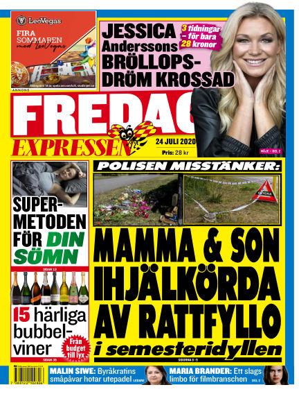 Expressen July 24, 2020 00:00
