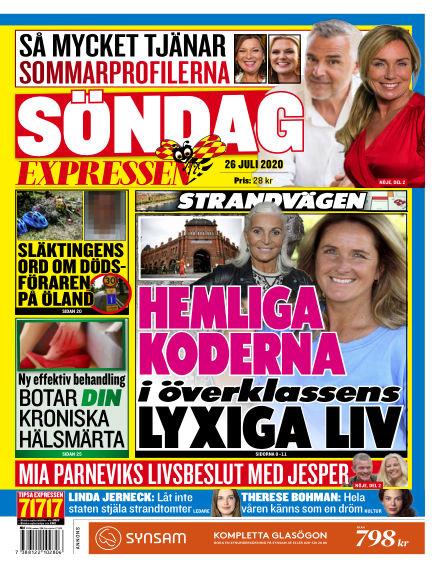 Expressen July 26, 2020 00:00