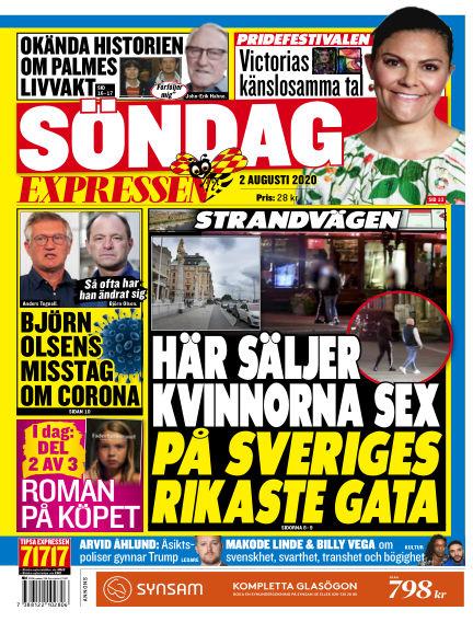 Expressen August 02, 2020 00:00
