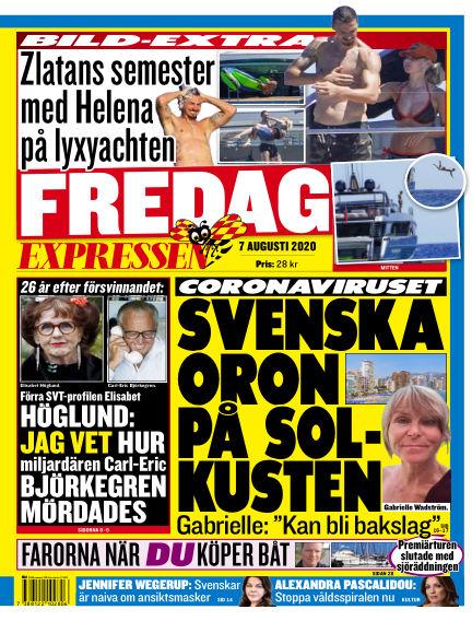 Expressen August 07, 2020 00:00