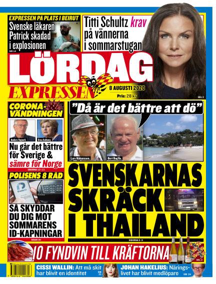 Expressen August 08, 2020 00:00