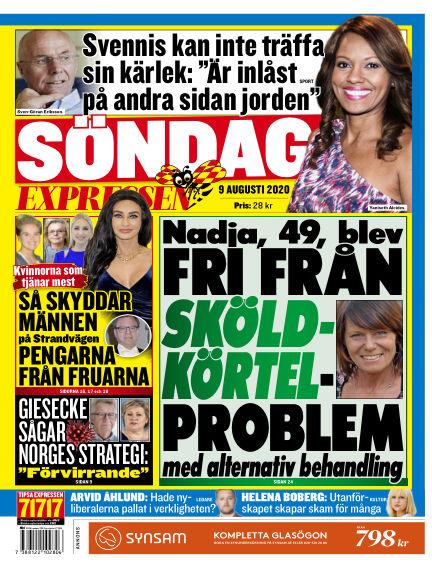 Expressen August 09, 2020 00:00