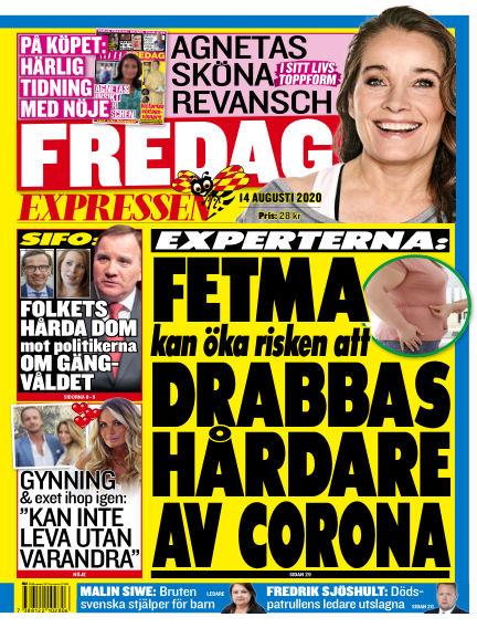 Expressen August 14, 2020 00:00
