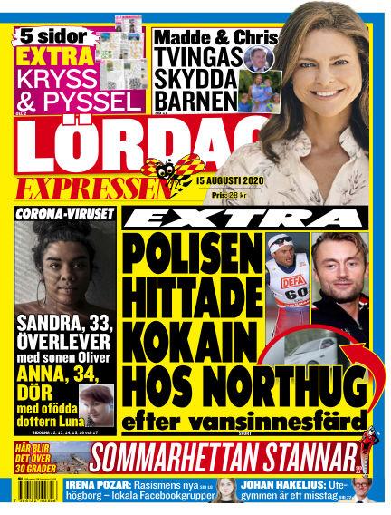 Expressen August 15, 2020 00:00