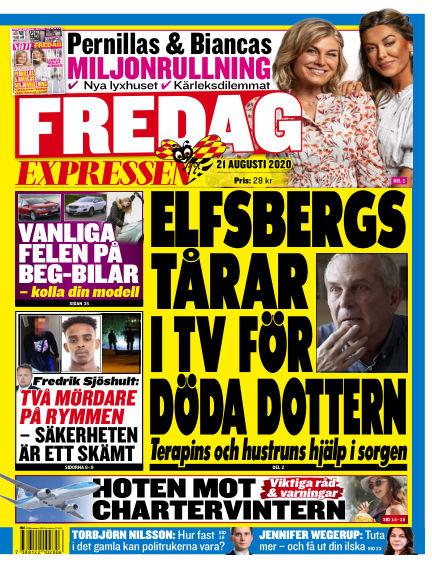 Expressen August 21, 2020 00:00