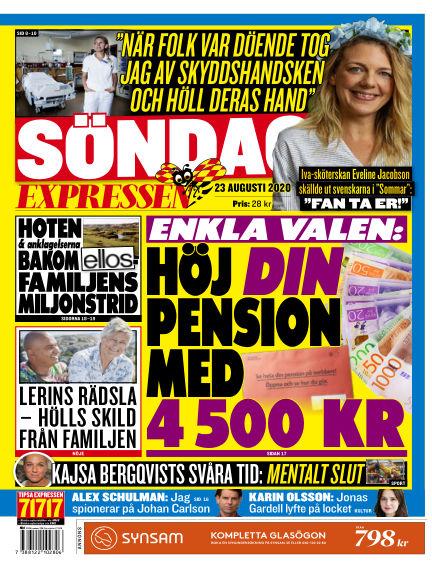 Expressen August 23, 2020 00:00