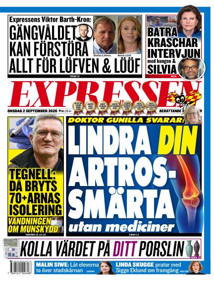 Expressen September 02, 2020 00:00