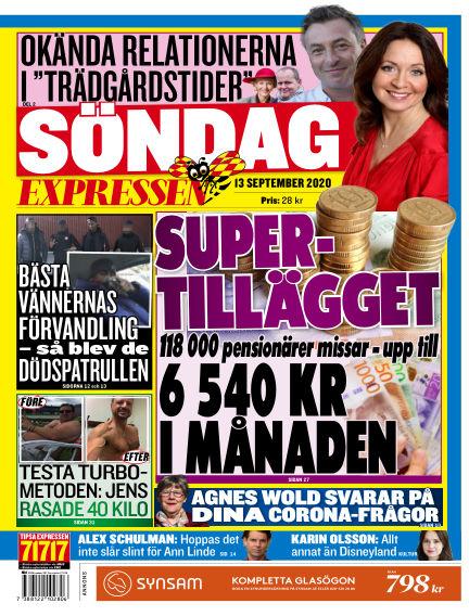 Expressen September 13, 2020 00:00