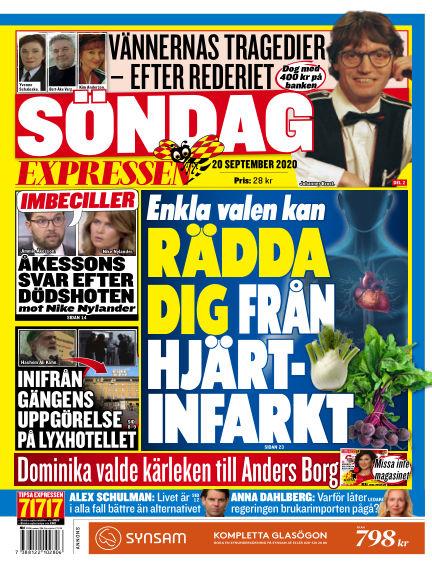 Expressen September 20, 2020 00:00