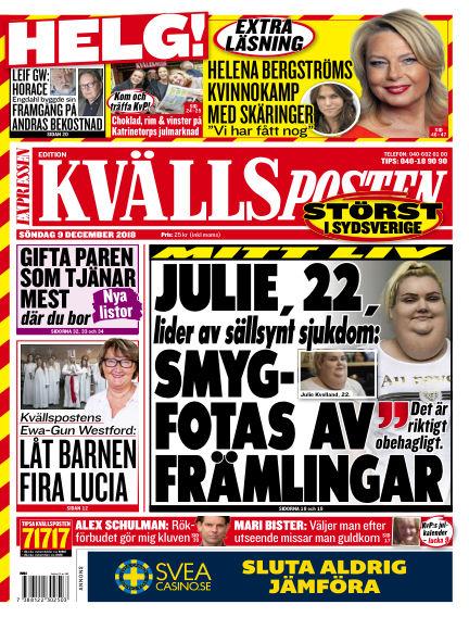 Kvällsposten December 09, 2018 00:00