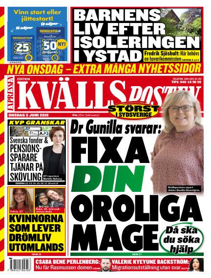 Kvällsposten June 05, 2019 00:00