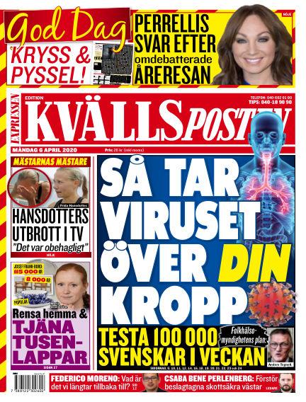 Kvällsposten April 06, 2020 00:00