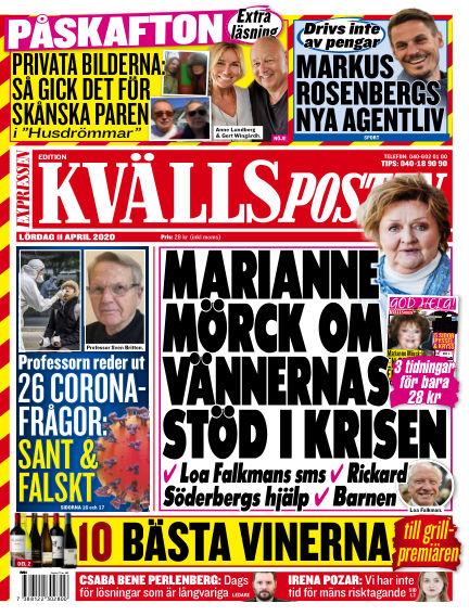 Kvällsposten April 11, 2020 00:00