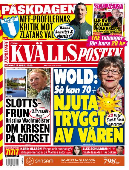 Kvällsposten April 12, 2020 00:00