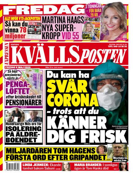Kvällsposten May 08, 2020 00:00