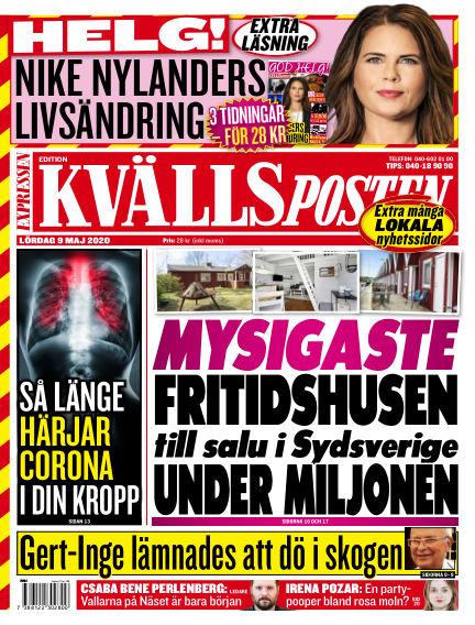 Kvällsposten May 09, 2020 00:00