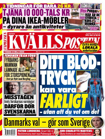 Kvällsposten May 12, 2020 00:00