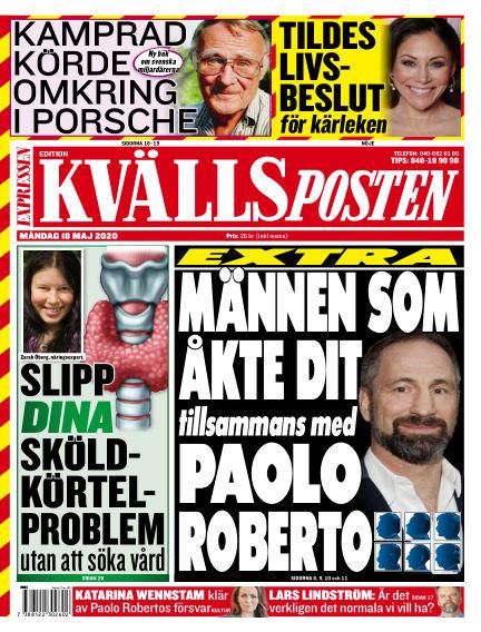 Kvällsposten May 18, 2020 00:00