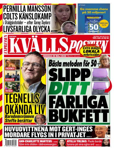 Kvällsposten May 20, 2020 00:00