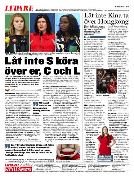 Kvällsposten May 26, 2020 00:00