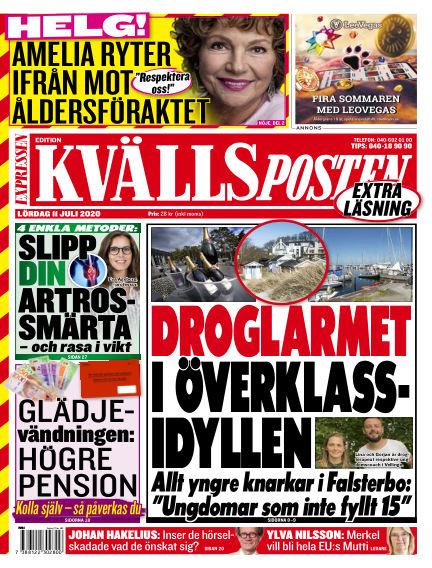 Kvällsposten July 11, 2020 00:00