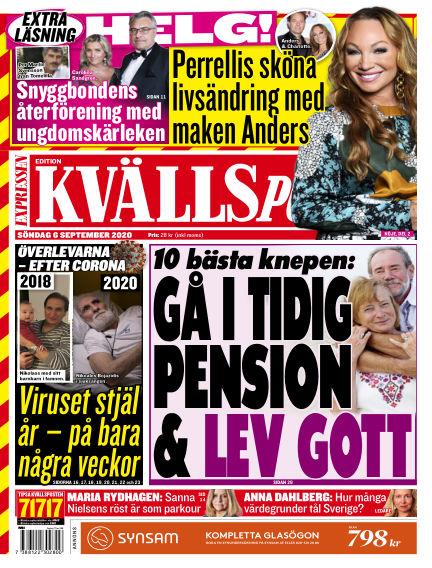 Kvällsposten September 06, 2020 00:00