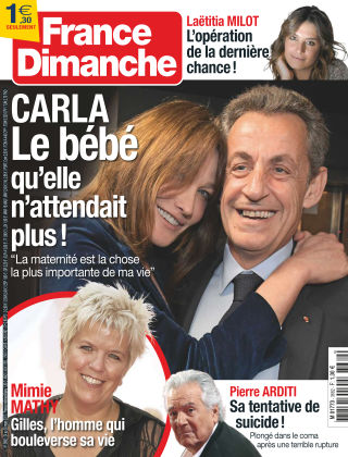 France Dimanche 3682