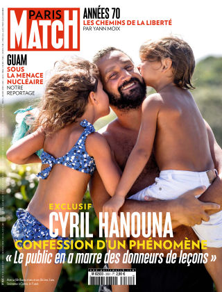 Paris Match 3561