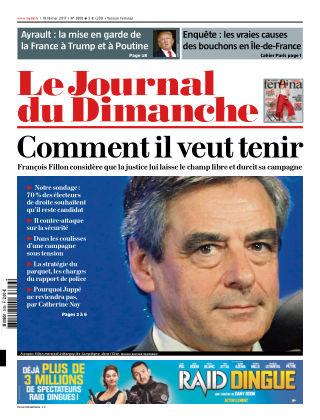 Le Journal Du Dimanche 3658