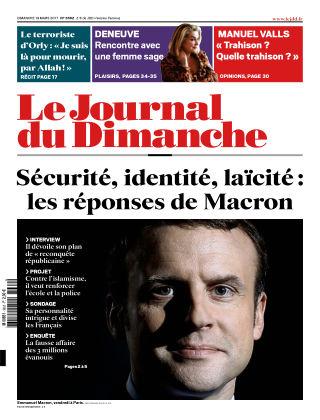 Le Journal Du Dimanche 3662