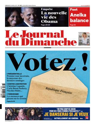 Le Journal Du Dimanche 3667