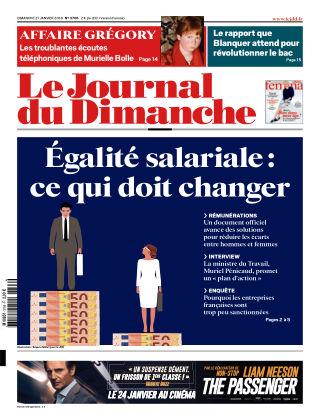 Le Journal Du Dimanche 3706