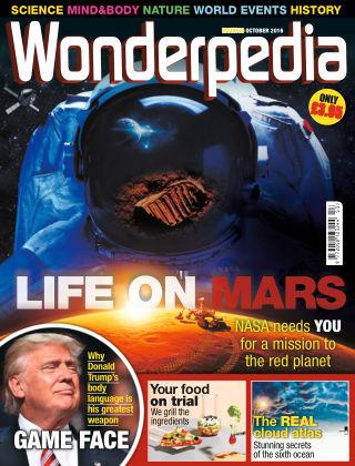 Wonderpedia October 2016