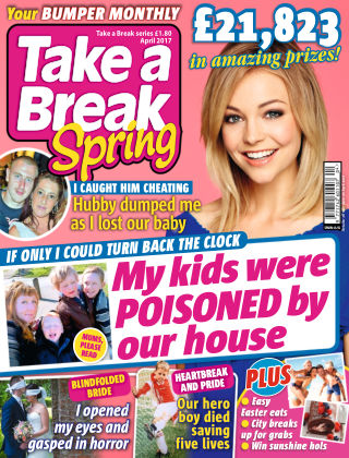 Take a Break Series Issue 28
