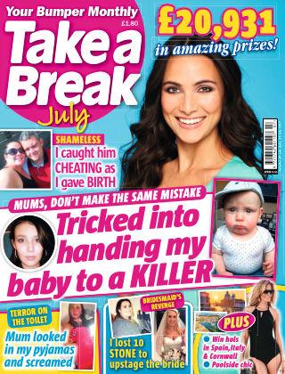 Take a Break Series Issue 31