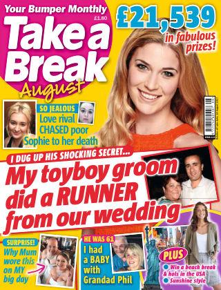 Take a Break Series Issue 32