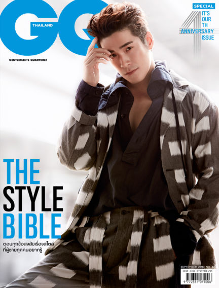 GQ THAILAND September 01, 2018 00:00