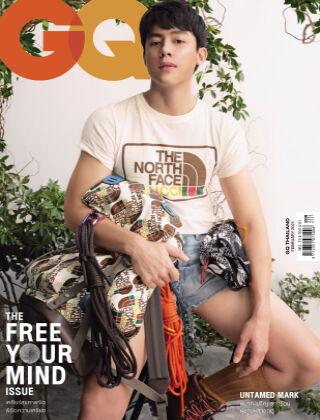 GQ THAILAND February 2021