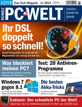 PC-WELT 11/14