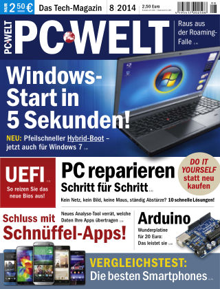PC-WELT 08/14